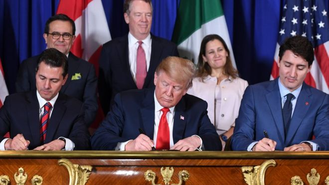 USMCA: Who are the winners and losers of the 'new NAFTA'?