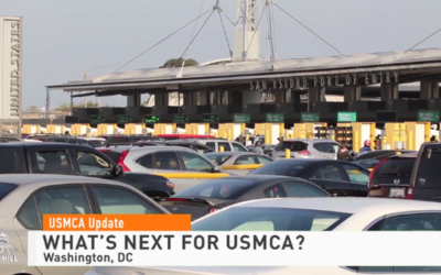 Lawmakers, Including Senator Roy Blunt, Push For USMCA Passage